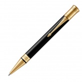 1931386 Шариковая ручка Parker Duofold Classic Black GT Fountain Pen
