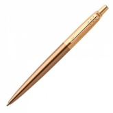 1953203 Ручка шариковая Parker Jotter Luxe K177 West End Gold M син. чернила подар.кор.